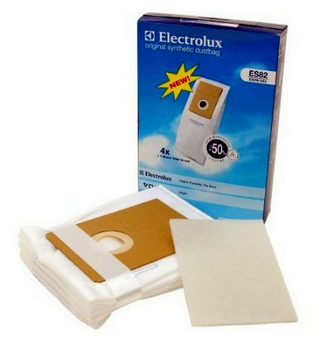Genuine Electrolux Powerlite The Boss Hilight Vacuum Cleaner Dust Bags ES82