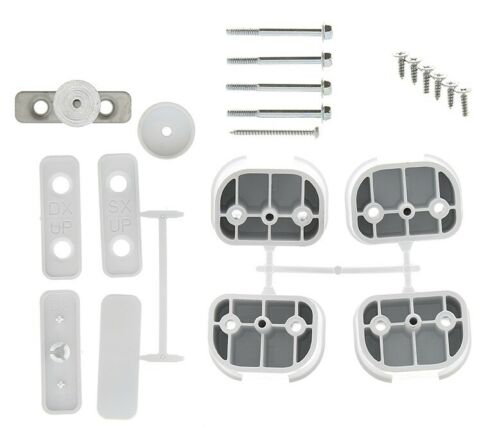 Hoover Candy Washing Machine Integrated Decor Door Hinge Fitting Fixing Kit