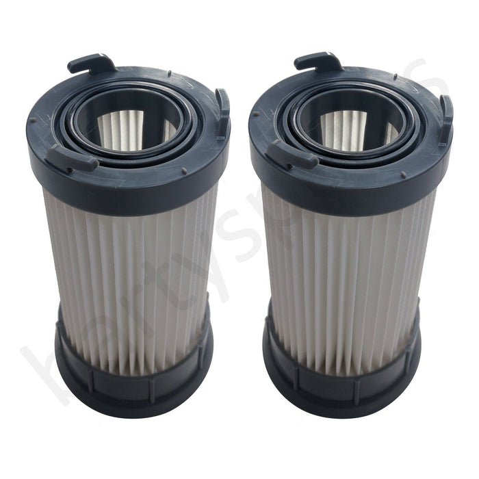 2 x Vacuum Cleaner EF86B HEPA Filter For Electrolux Vitesse Z4700 vacuum Cleaner