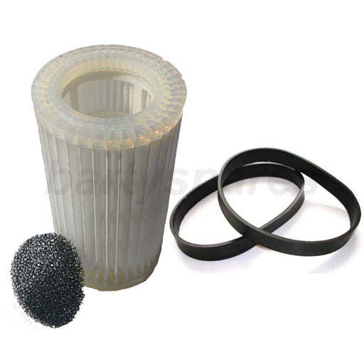 WR71 U76 WR01001 35601699 HEPA Filter Kit & BELTS Vacuum Cleaner - bartyspares