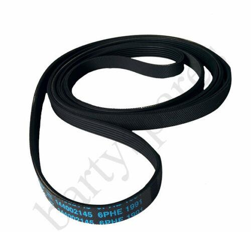 Hotpoint Indesit Tumble Dryer Belt Genuine Contitech 144002145 6PHE 1991 - bartyspares