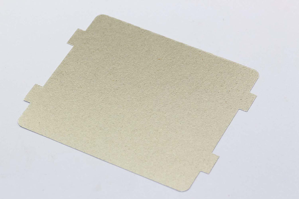 KENWOOD Microwave Waveguide Cover Board Mica Splash Panel 108 x 99 mm