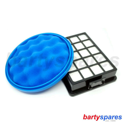 H13 HEPA Filter & Pre Motor Filter for SAMSUNG Cyclone Force Vacuum Cleaner - bartyspares