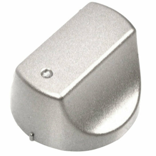 Knob Control Switch fits Hotpoint Hot-Ari ix DD53X DH53X Oven Cooker Hob Silver - bartyspares