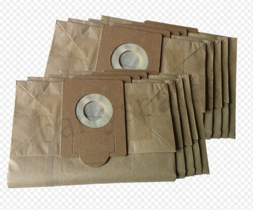 10 Extra Stong Dust hoover Bags for Victor V9 D9A Commercial Vacuum Cleaner - bartyspares