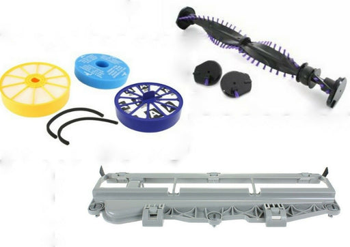 Hepa Service Kit For Dyson DC07 Brush Control Brushbar Filters  Soleplate - bartyspares