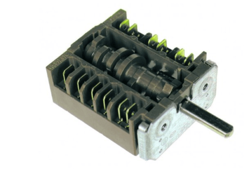 Function Selector Switch for HOTPOINT Oven Cooker Genuine EGO 4627266500 - bartyspares