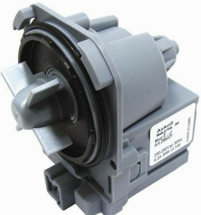 Bosch Universal Askoll Washing Machine Drain Pump Motor