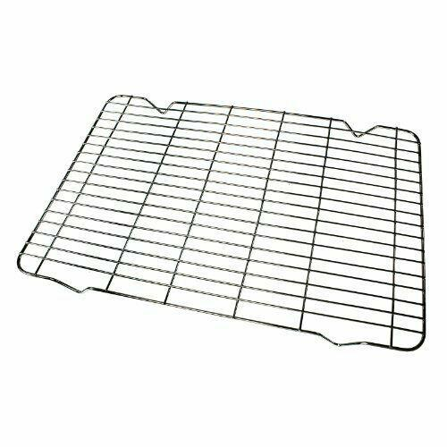 Grill Pan Grid / Mesh Rack for Cannon Ovens / Cookers 344mm X 222mm - bartyspares