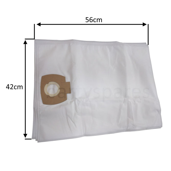 Cloth Bags Washable & Motor Filter for NILFISK ALTO AERO Vacuum Cleaner Hoover - bartyspares