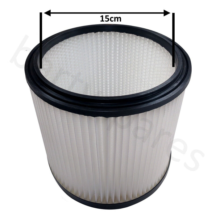 Filter for Earlex Combivac Powervac Wet and Dry Canister Vacuum cleaner
