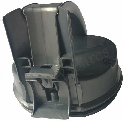 Cyclone Bin Top Handle For Dyson DC07 Vacuum Cleaner Grey - bartyspares