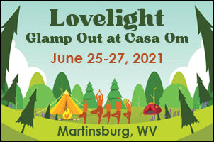 Lovelight Glamp Out at Casa Om