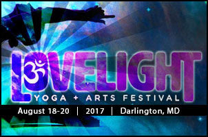 LoveLight Yoga & Arts Festival