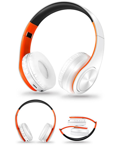Earphones Bluetooth Headphone with Mic for