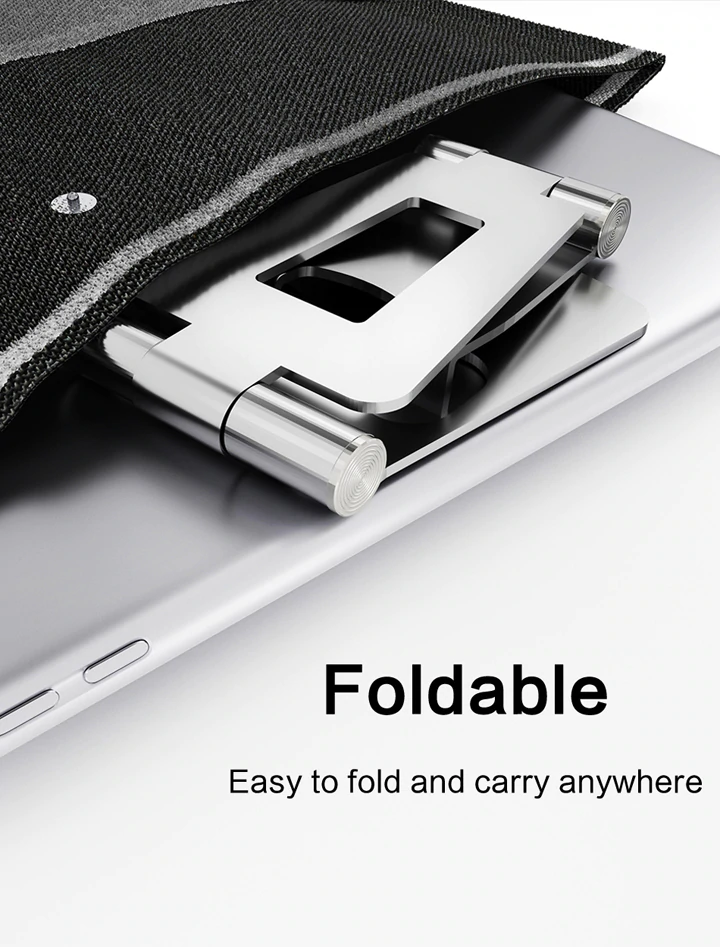 Foldable Mobile Holder Stand