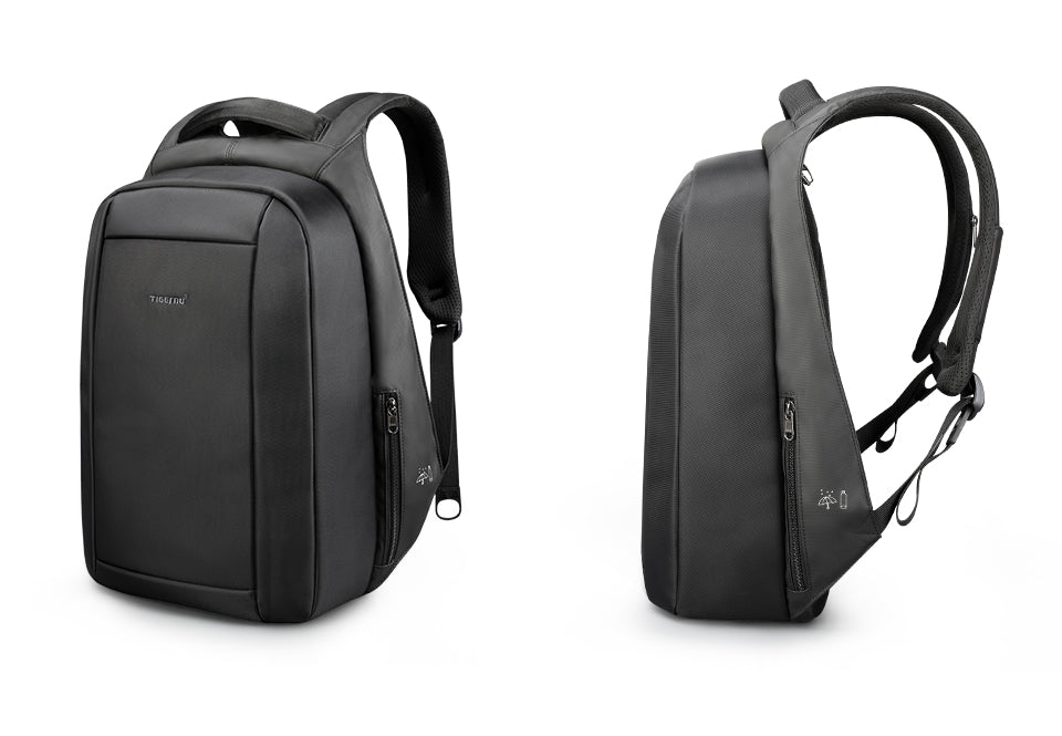 Black Backpack | Smart gadget