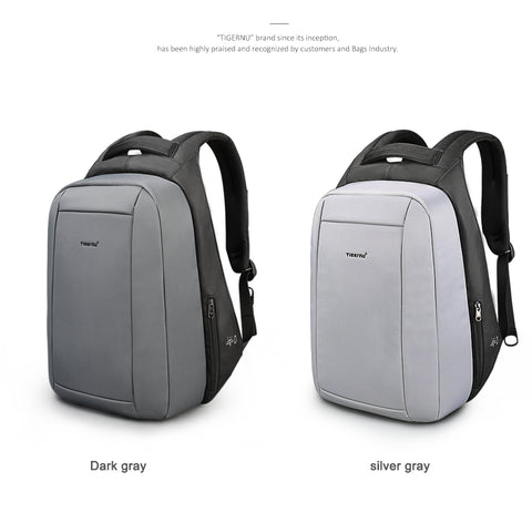 Side view backpack
