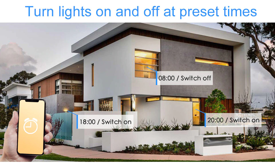 Light Control With App Of Smart LED | Smart Gadget