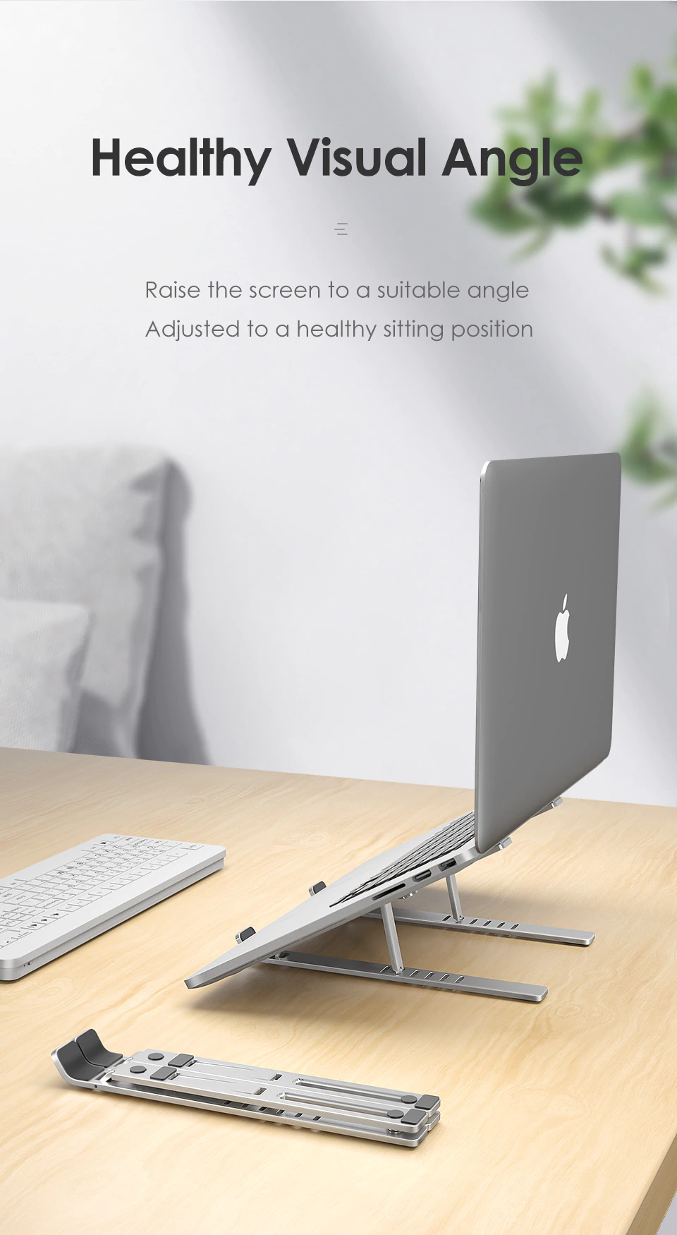 Angle Of Laptop Stand