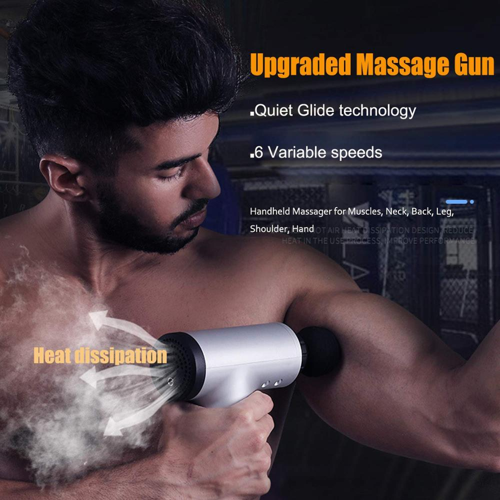 Tissue Therapy Massager Body Relaxation