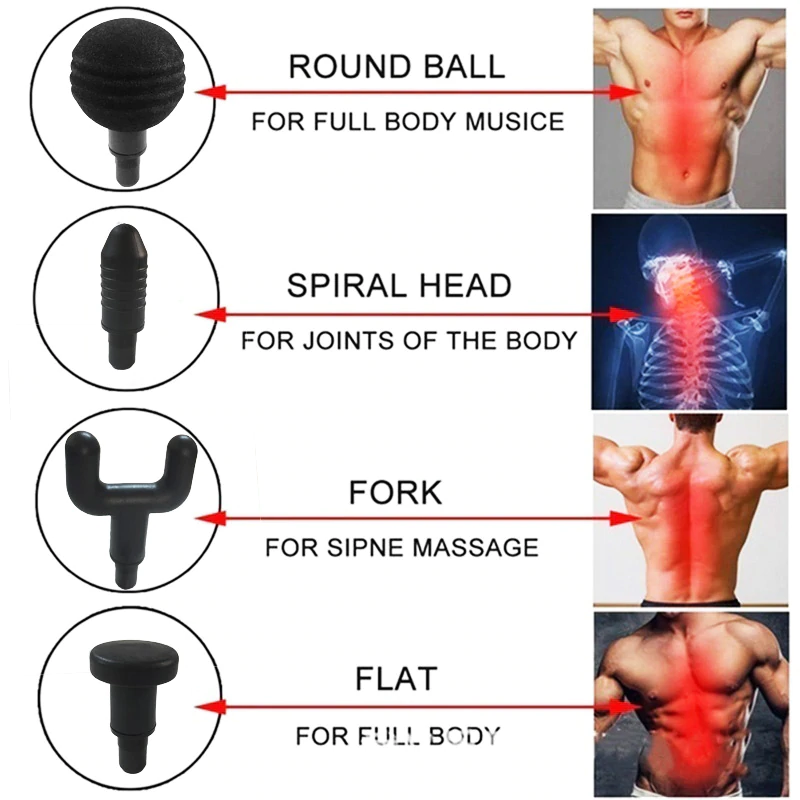 Deep Tissue Therapy Massager