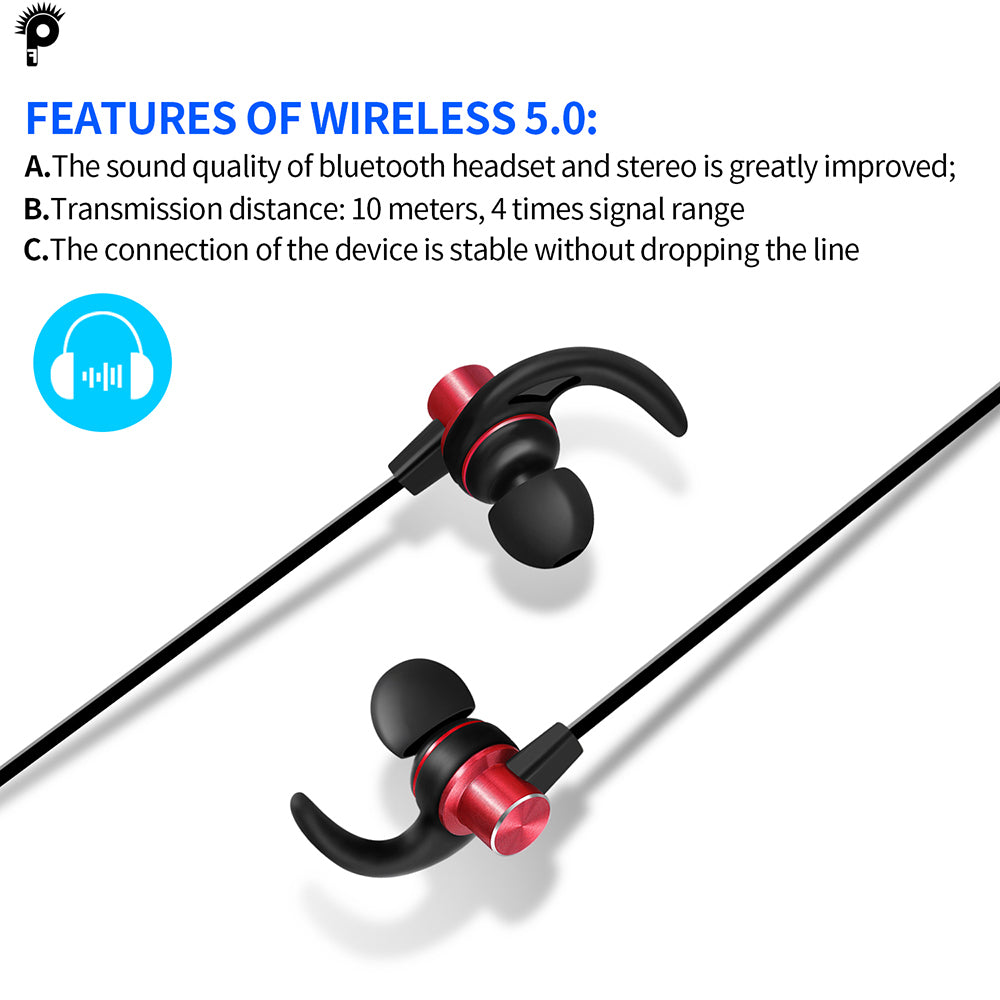 Features Of Wireless Neck Headphones