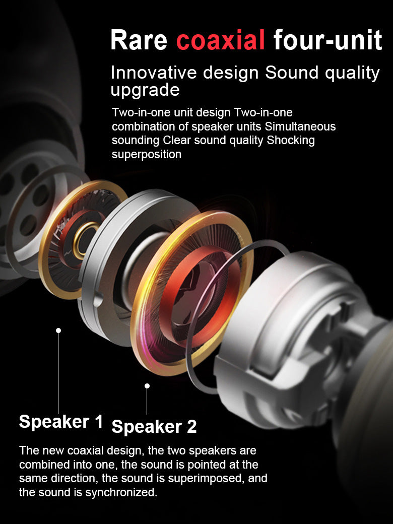 Speaker Internal View Of Wireless Neck Headphones