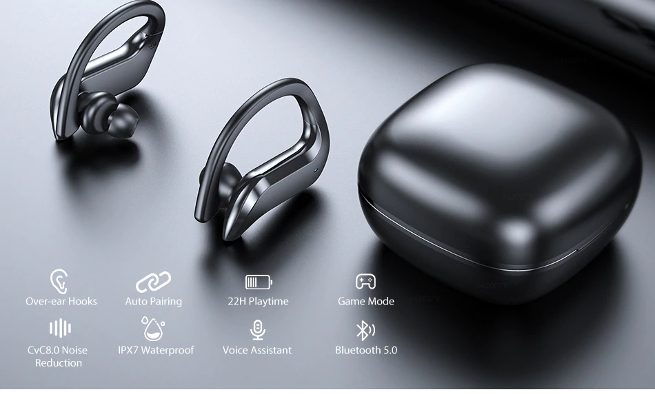 Features of True Wireless Earbuds