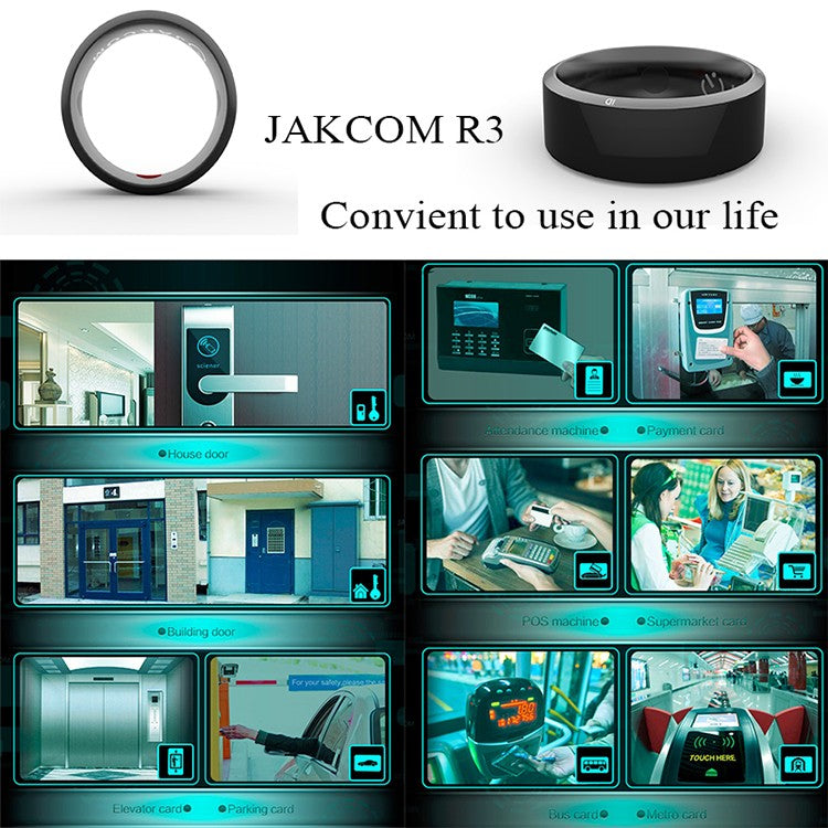 Uses of Smart Ring
