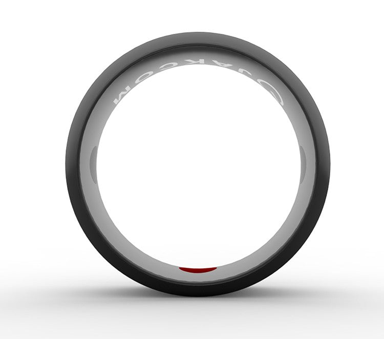 Side View Of Smart Ring