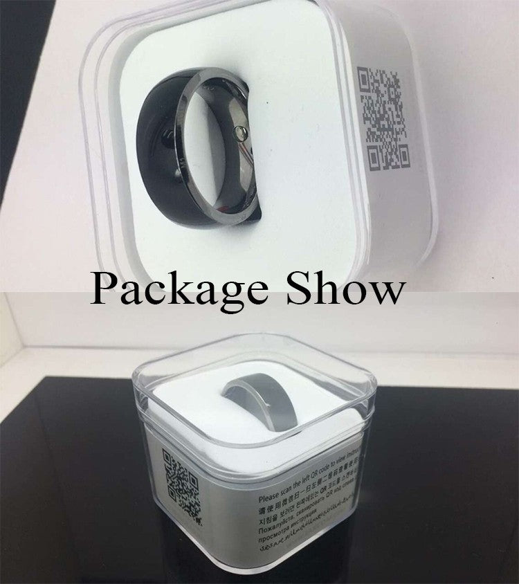 Package Of Smart Ring