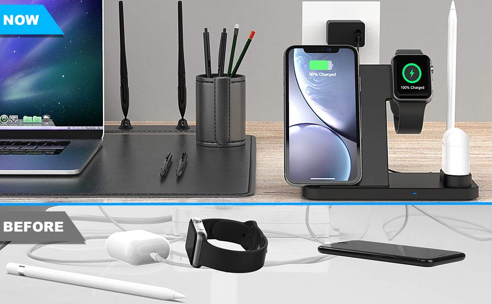 wirless charger stand | Smart gadget