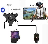 Smart gadget Bluetooth Gaming Keyboard Mouse For IOS