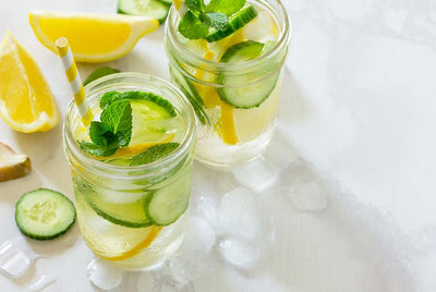 DRINKS TO HELP YOU BEAT THE HEAT THIS SEASON