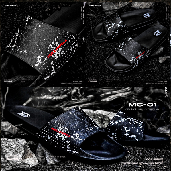 Maximall MC-01 Black / Red series