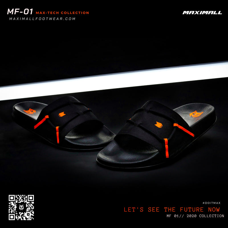 Maximall MF-01 Orange Series