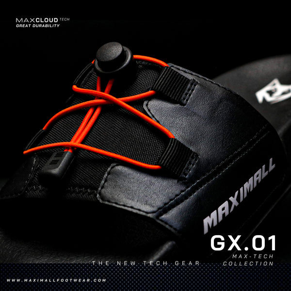 Maximall GX-01 Black / Orange