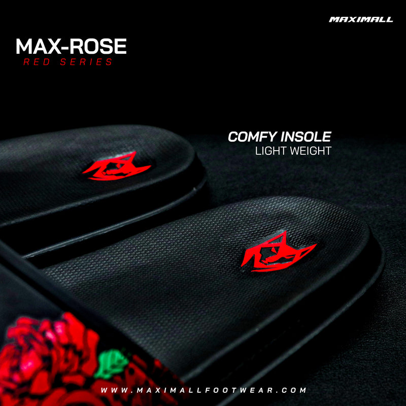 Maximall Max-Rose Black / Red Series