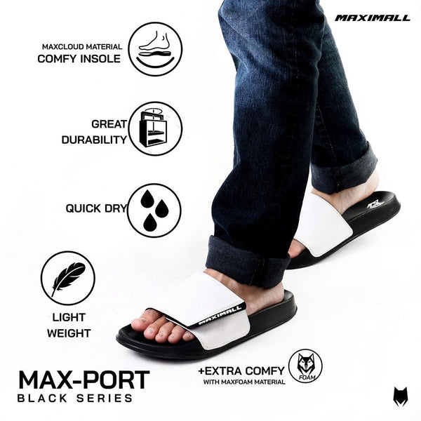 Maximall Max-Port White Series