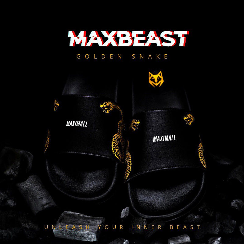 Maximall Max-Beast Gold Snake Series