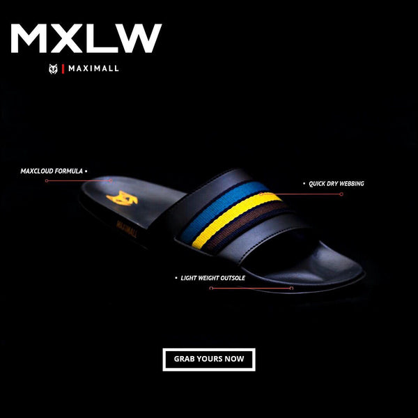 Maximall MXLW Black Yellow Series