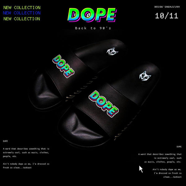 Maximall DOPE Series