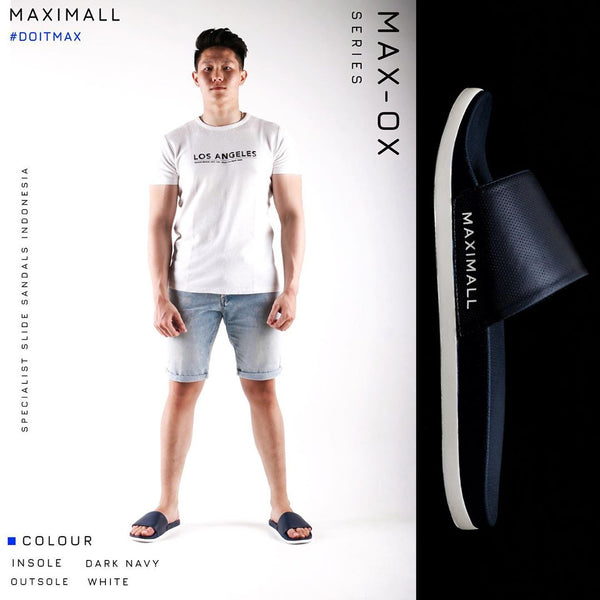 Maximall MAX-OX Navy Series