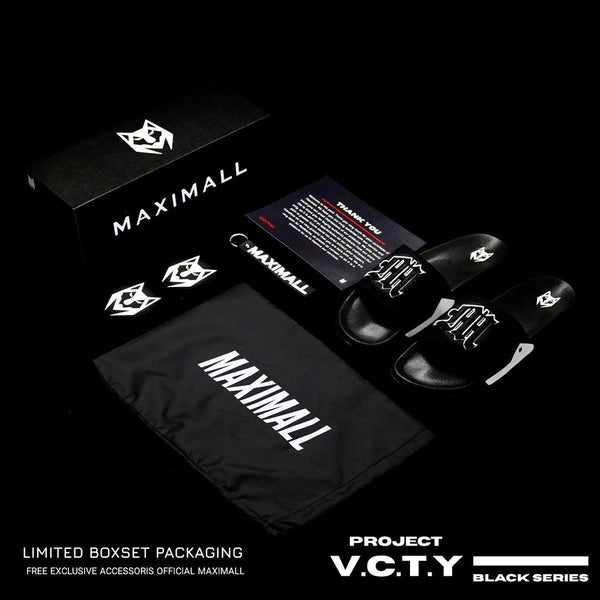 Maximall Project V.C.T.Y Black White Series