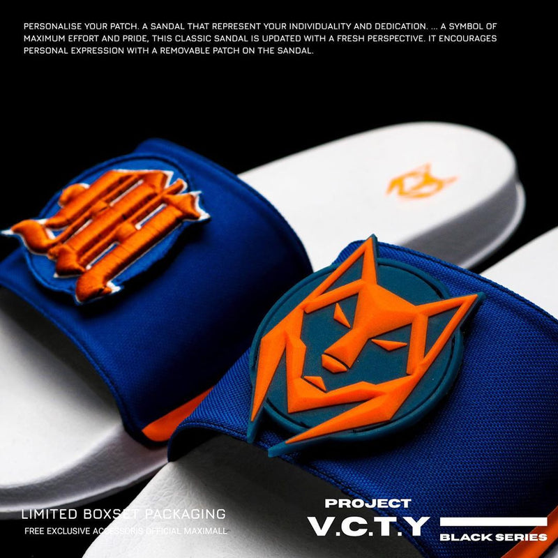 Maximall Project V.C.T.Y Blue Series