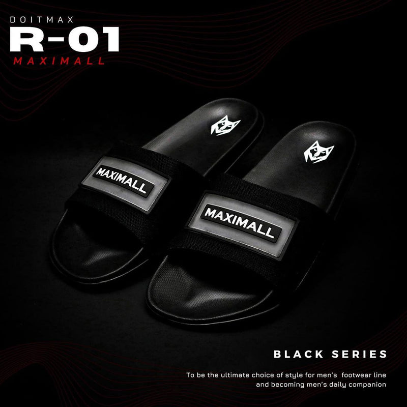 Maximall R-01 Black Series