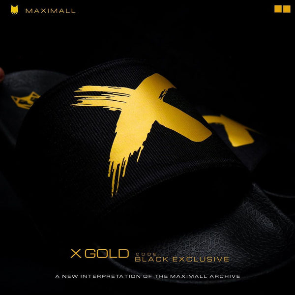 Maximall Gen X Black Gold Exclusive