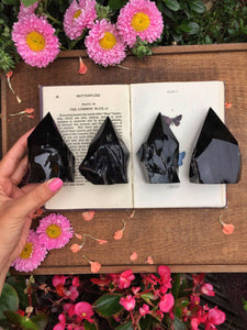 Obsidian Points