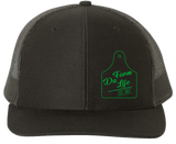 Beef Tag Trucker Hat by Da Farm Life